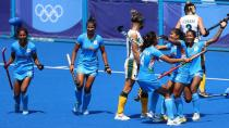 Hockey - Women's Pool A - India v South Africa