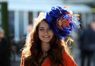 <p>If your fascinator isn't larger than your head, why are you even here? [Photo: PA] </p>