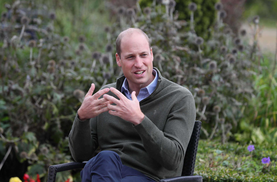 NOVEMBER 2nd 2020: Prince William The Duke of Cambridge reportedly tested positive and battled symptoms of the COVID-19 coronavirus in April of 2020 shortly after his father, Charles The Prince of Wales, was diagnosed with the virus. - File Photo by: zz/KGC-375/STAR MAX/IPx 2020 9/9/20 Prince William The Duke of Cambridge visits the Community Rescue Service (CRS) at Cave Hill Country Park and Belfast Castle on September 9, 2020 during his tour of Belfast, Northern Ireland, UK.