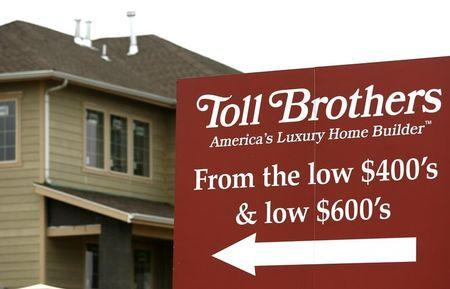 Homebuilder toll brothers eyes millennials as revenue growth continues