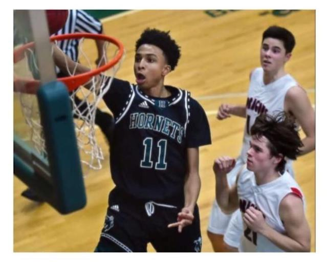 Son of former NBA All-Star commits to Boston College, Vin Baker Jr.