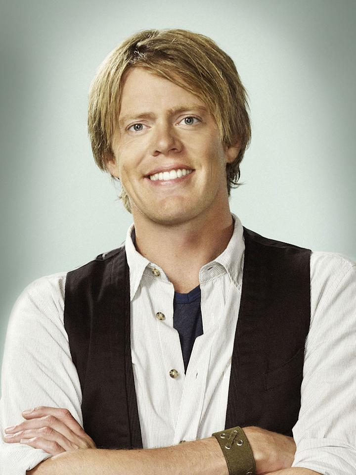 "Kris Marshall stars as Ethan on ""Traffic Light."""