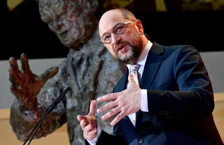 Martin Schulz has vowed to extract maximum concessions for his Social Democrats in exchange for creating a coalition government with German Chancellor Angela Merkel