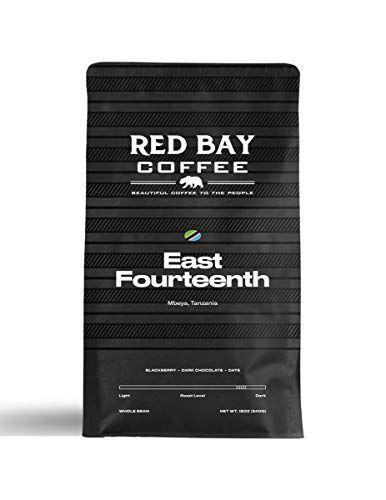 """<p><strong>Red Bay Coffee</strong></p><p>amazon.com</p><p><strong>$18.99</strong></p><p><a href=""""https://www.amazon.com/dp/B0714MCCHG?tag=syn-yahoo-20&ascsubtag=%5Bartid%7C10070.g.19843084%5Bsrc%7Cyahoo-us"""" rel=""""nofollow noopener"""" target=""""_blank"""" data-ylk=""""slk:Shop Now"""" class=""""link rapid-noclick-resp"""">Shop Now</a></p><p>If her day doesn't really get started until she's had her coffee, get her a bag (or a monthly subscription) to Red Bay Coffee. Their beans come directly from sustainable farms that support local agricultural development in East Africa. These beans have dreamy notes of blackberry and dark chocolate in each cup.</p>"""