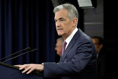 Powell reiterates that the case for Fed's policy of gradual interest rate hikes is