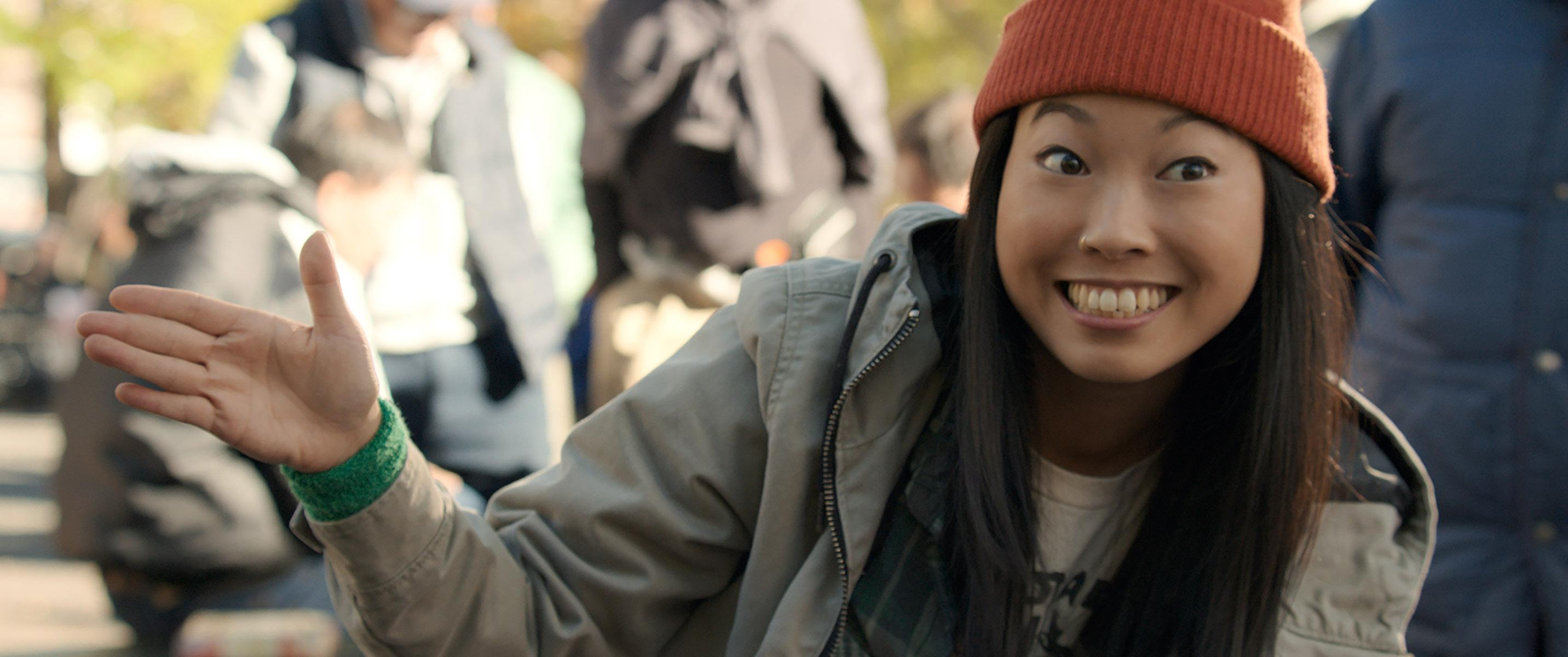 Awkwafina in her breakout role in 'Ocean's 8' (Photo: Warner Bros. Pictures /Courtesy Everett Collection)