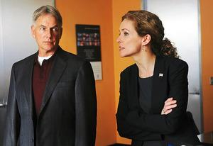 Mark Harmon, Leslie Hope | Photo Credits: Ron P. Jaffe/CBS