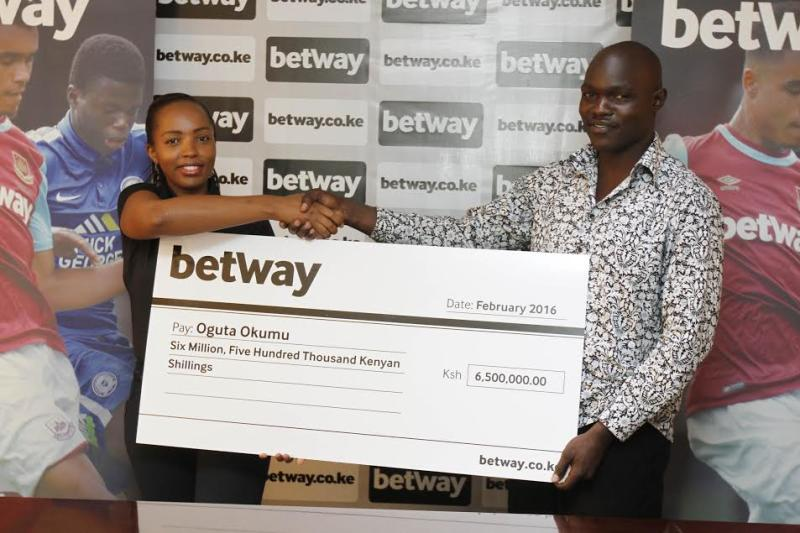 Betway announce two more jackpot winners
