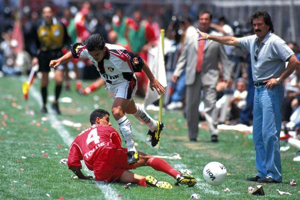 Toluca Atlas 1999 Final Verano 99 Mexico