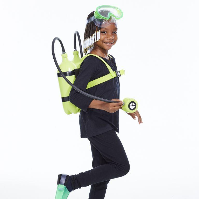 "<p>Get ready to head under the sea in this super simple scuba diver costume.</p><p><a href=""https://www.womansday.com/life/a29104080/scuba-diver/"" target=""_blank""></a><em><a href=""https://www.womansday.com/life/a29104080/scuba-diver/"" target=""_blank"">Get the tutorial.</a></em></p>"