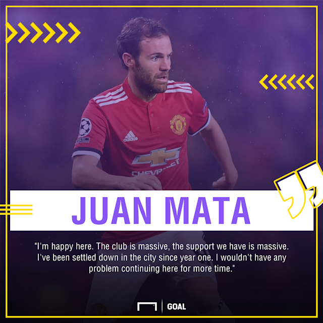 The Spain international would welcome the opportunity to discuss fresh terms at Old Trafford as he is eager to continuing playing until he is 40