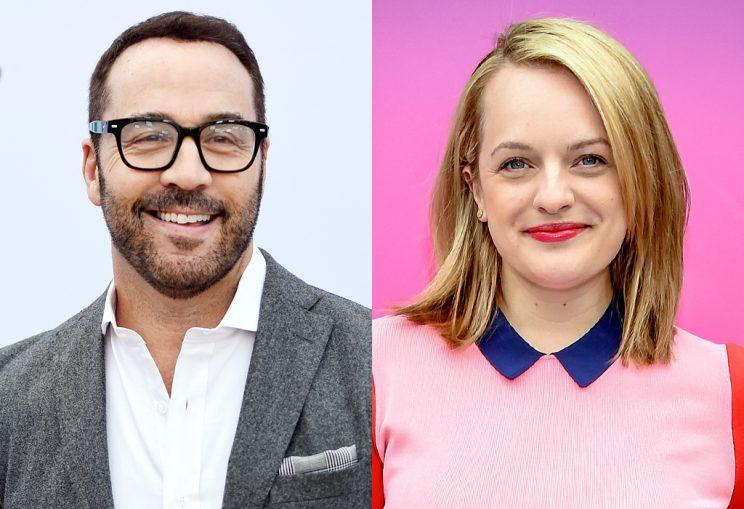 Elisabeth Moss didn't enjoy working with Jeremy Piven. (Photo: AP Images)