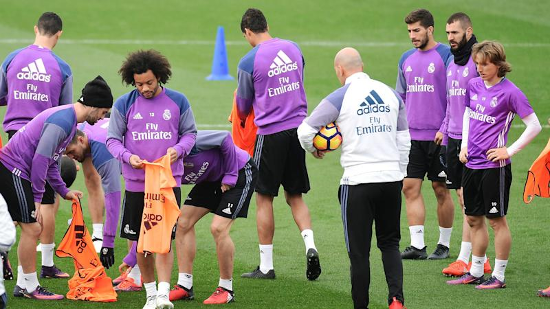 Controles antidoping en el Real Madrid