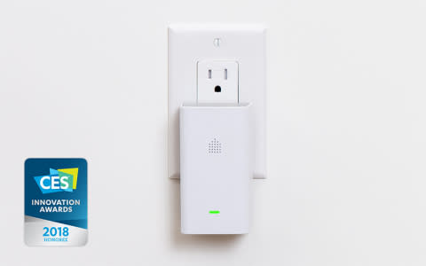 Next Generation of Aura Uses WiFi Motion and Mesh Technology to