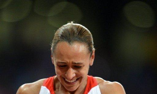 Britain's Jessica Ennis celebrates after winning the women's heptathlon at the London 2012 Olympic Games on August 4. She produced a rousing finish to win her 800m and give the home crowd a moment to savour comparable to Cathy Freeman's 400m victory in Sydney 12 years ago