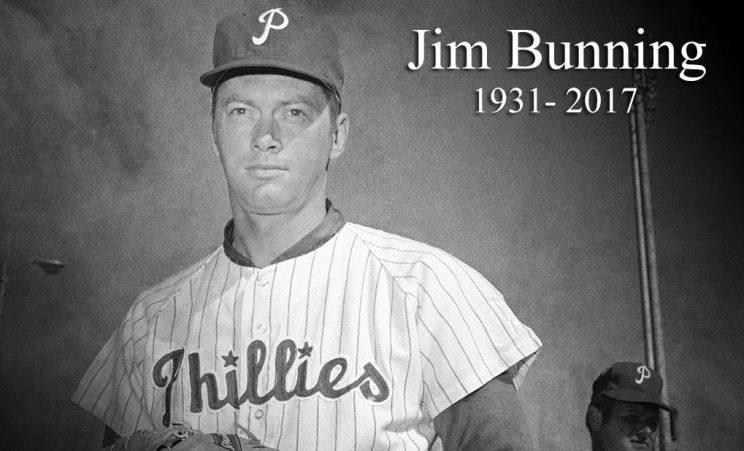 Jim Bunning has died at age 85. The baseball Hall of Famer spent 16 seasons in MLB, pitching for the Tigers, Phillies, Pirates and Dodgers. (Yahoo Sports)