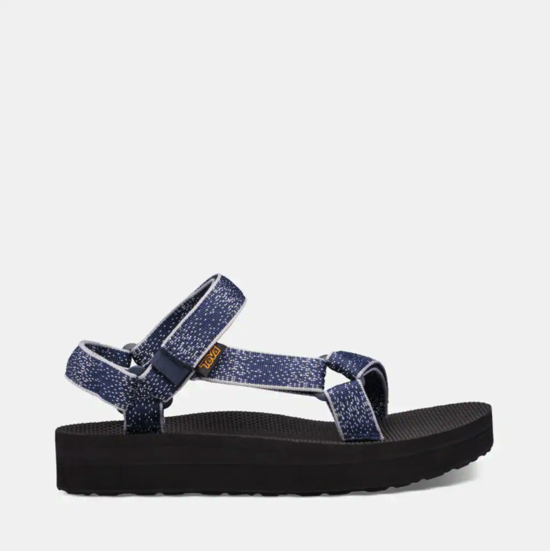 """<h2>Teva</h2><br><strong>Deal: Up To 45% Off</strong><br>While there aren't many sizes left, Teva's sale section features a sprinkling of back-from-the-late-80s comfort sandals built to please your outdoor feet this summer. <br><br><em>Shop <strong><a href=""""https://www.teva.com/sale/"""" rel=""""nofollow noopener"""" target=""""_blank"""" data-ylk=""""slk:Teva"""" class=""""link rapid-noclick-resp"""">Teva</a></strong></em><br><br><strong>Teva</strong> Midform Universal, $, available at <a href=""""https://go.skimresources.com/?id=30283X879131&url=https%3A%2F%2Fwww.teva.com%2Fsale%2Fmidform-universal%2F1090969S.html"""" rel=""""nofollow noopener"""" target=""""_blank"""" data-ylk=""""slk:Teva"""" class=""""link rapid-noclick-resp"""">Teva</a>"""