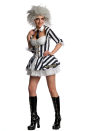 """<p>If we say """"Beetlejuice"""" out loud three times, will <a rel=""""nofollow noopener"""" href=""""http://www.partycity.com/product/adult+sassy+beetlejuice+costume.do?sortby=ourPicks&page=3&navSet=110777"""" target=""""_blank"""" data-ylk=""""slk:this ghastly number"""" class=""""link rapid-noclick-resp"""">this ghastly number</a> disappear?<br>(Photo: Partycity.com) </p>"""