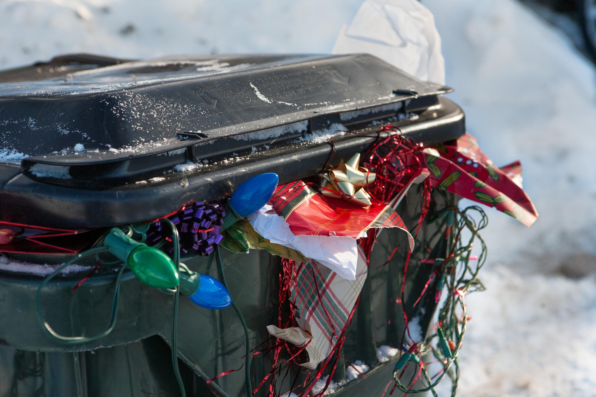 Brits throw away £26m of waste every year at Christmas - Yahoo Movies UK