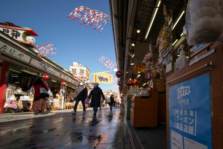 Japan's tourist sites will not welcome big overseas crowds during the Tokyo Games