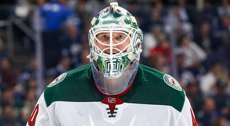 Devan Dubnyk will be starting his first game since Nov. 16 on Thursday night. (Getty Images)