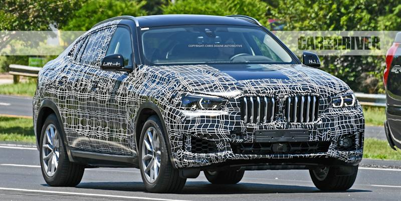 2020 Bmw X6 The Fastback X5 Enters A Third Generation