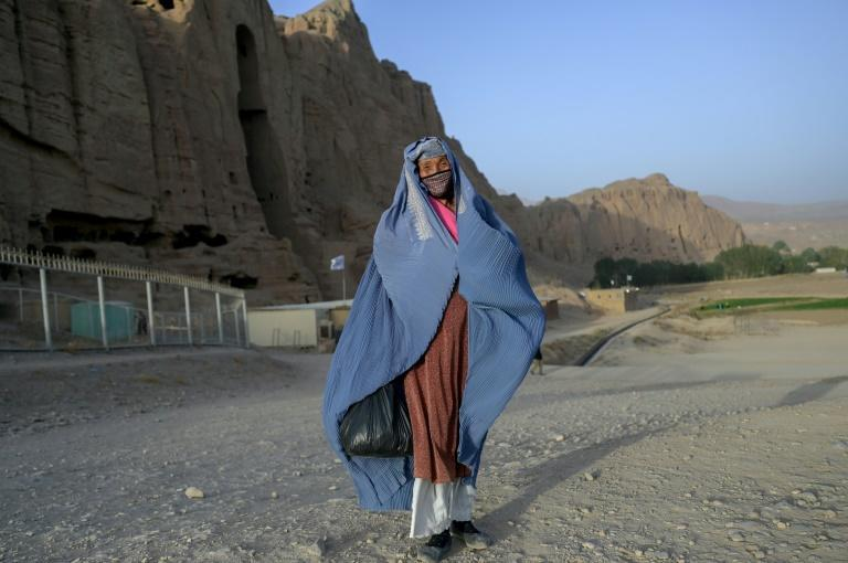 Many Hazaras live in fear of discrimination and persecution under the Taliban (AFP/BULENT KILIC)