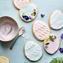 """<p>Decorating Easter biscuits is a great way to spend the holidays with the kids or just to brush up on your own skills. Simply stock up on piping bags and get messy!</p><p><strong>Recipe: <a href=""""https://www.goodhousekeeping.com/uk/easter/easter-recipes/a576271/coconut-and-lime-easter-shortbread/"""" rel=""""nofollow noopener"""" target=""""_blank"""" data-ylk=""""slk:Coconut and lime Easter shortbread"""" class=""""link rapid-noclick-resp"""">Coconut and lime Easter shortbread</a></strong></p>"""