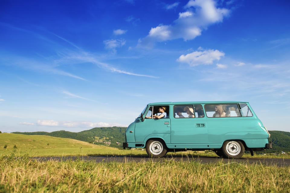 Personal loans for RVs has climbed 181% in the months since the pandemic, according to new data from Credible. (Photo: Getty)