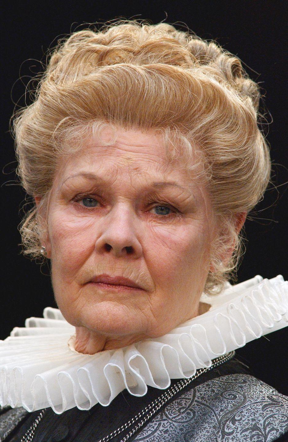 <p>Dench returned to the stage in the RSC production of <em>All's Well That Ends Well </em>in Stratford-Upon-Avon.</p>