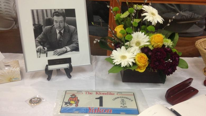 Former Yukon commissioner Jim Smith remembered for political career, marrying the 'love of his life'