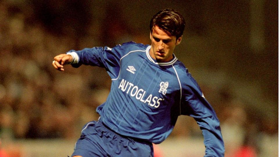 Christian Panucci, Chelsea   Gary M. Prior/Getty Images