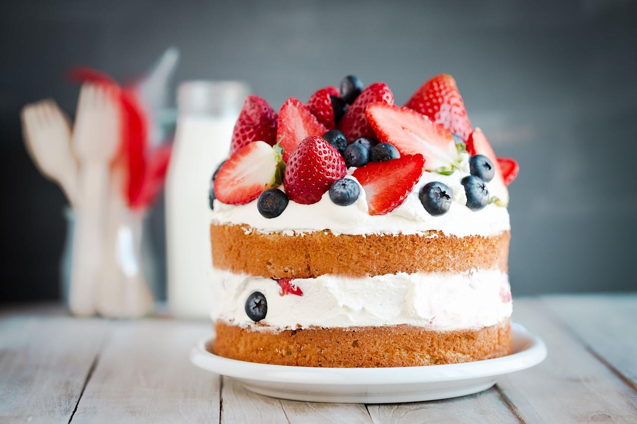 "<p>Strapped for baking or <a href=""https://www.countryliving.com/food-drinks/g2365/pasta-salad-recipes/"">cooking inspiration</a> now that the weather's finally warming up? Look no further-we come bearing the best fruit dessert recipes that you simply must try out this summer. Naturally sweet and full of flavor, fruit makes the perfect addition to <a href=""http://www.countryliving.com/food-drinks/g745/homemade-cake-recipes-0309/"" target=""_blank"">cakes</a>, <a href=""http://www.countryliving.com/pie-recipes/"" target=""_blank"">pies</a>, and other enticing treats. This season, we invite you to make a <a href=""https://www.countryliving.com/food-drinks/g2450/blackberry-recipes/"">fruit-filled dessert</a> the freshest finale to all your summer dinners. Stick to fruit dessert classics like chocolate banana boats, cherry pie, and mixed berry cobbler. Or, think outside the box with <a href=""https://www.countryliving.com/food-drinks/g4411/shrimp-foil-packets/"">family-friendly foods</a> like Creamsicle fluff, blackberry-lime cream puffs, and chocolate-drizzled fruit-infused dessert nachos. A handful of cool concoctions, like a berry icebox cake and blueberry yogurt popsicles, will not only satisfy your sweet tooth, but they'll also help you beat the heat. Your fruity fares don't need to classified as strictly after-dinner indulgences though-ideas like strawberry banana bread and cream cheese danishes can make appearances at the breakfast table too. And no excuse is needed to try your hand at a new fruit dessert recipe (although the lemon curd mousse will be a certified party pleaser). For even more ideas, check out these <a href=""https://www.countryliving.com/content/dessert-recipes/"">delicious dessert recipes</a>.<br></p>"