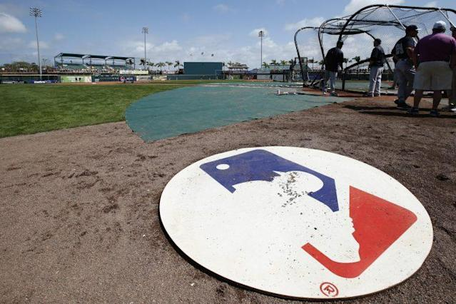 Spring training baseball is almost here. (Getty Images/Joe Robbins)
