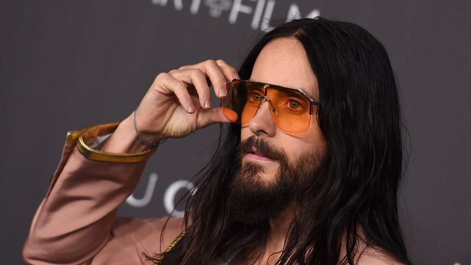 Jared Leto kommt zur LACMA Art and Film Gala 2019 im Los Angeles County Museum of Art.