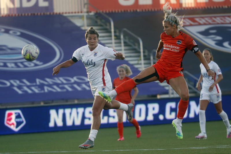 Dash down Reign 2-0 in NWSL's Challenge Cup