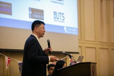 Richard Tong, chief architect of Squirrel AI Learning by Yixue Group