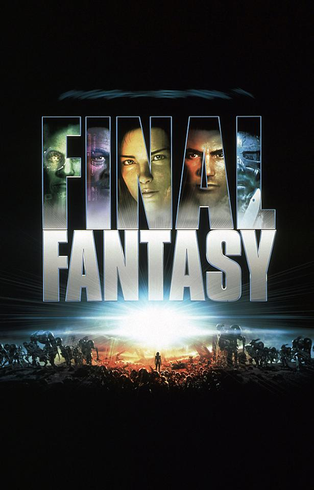 "<a href=""http://movies.yahoo.com/movie/final-fantasy-the-spirits-within-2001/""><b>Final Fantasy: The Spirits Within</b></a><br> Release date: July 13, 2001<br> Estimated budget: $137 million<br> U.S. gross: $32.1 million"