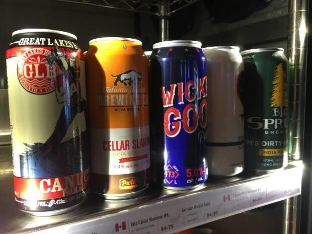 Alcohol home delivery is already available in Nova Scotia from many breweries, wineries and other private businesses.