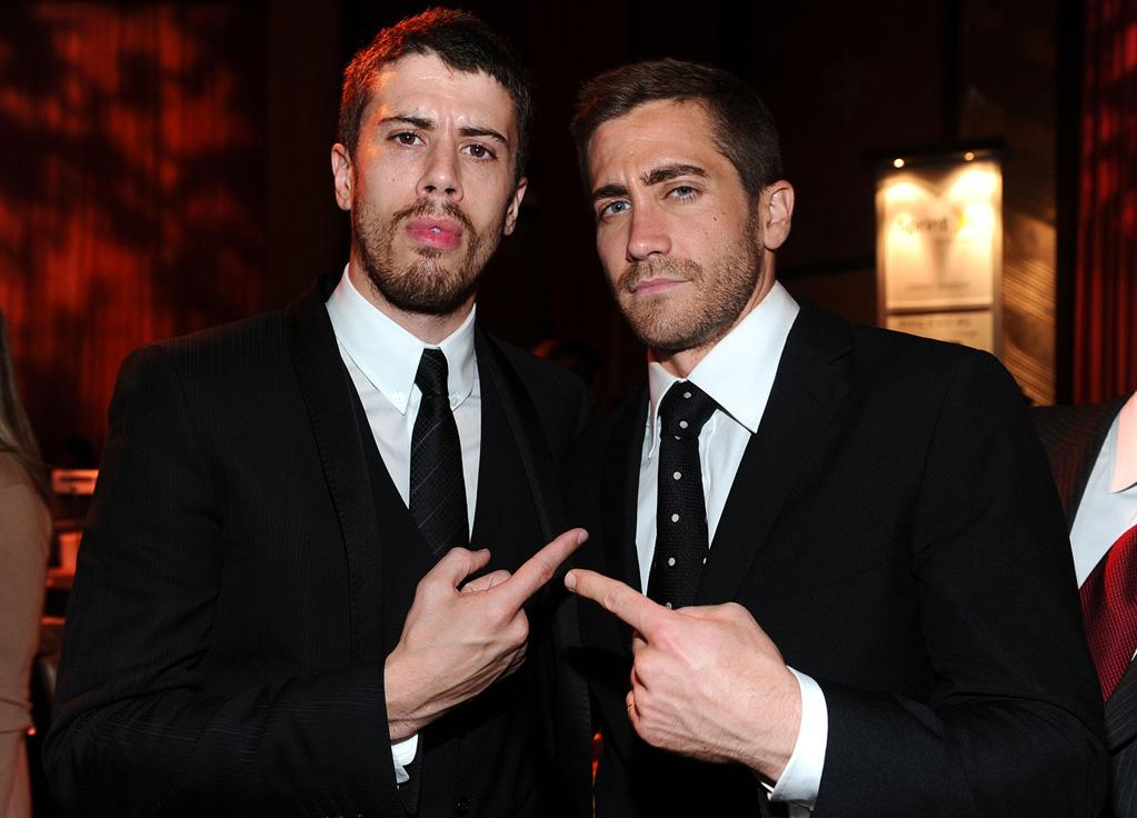 "<a href=""http://movies.yahoo.com/movie/contributor/1808609290"">Toby Kebbell</a> and <a href=""http://movies.yahoo.com/movie/contributor/1800019221"">Jake Gyllenhaal</a> at the Los Angeles premiere of <a href=""http://movies.yahoo.com/movie/1810041991/info"">Prince of Persia: The Sands of Time</a> - 05/17/2010"