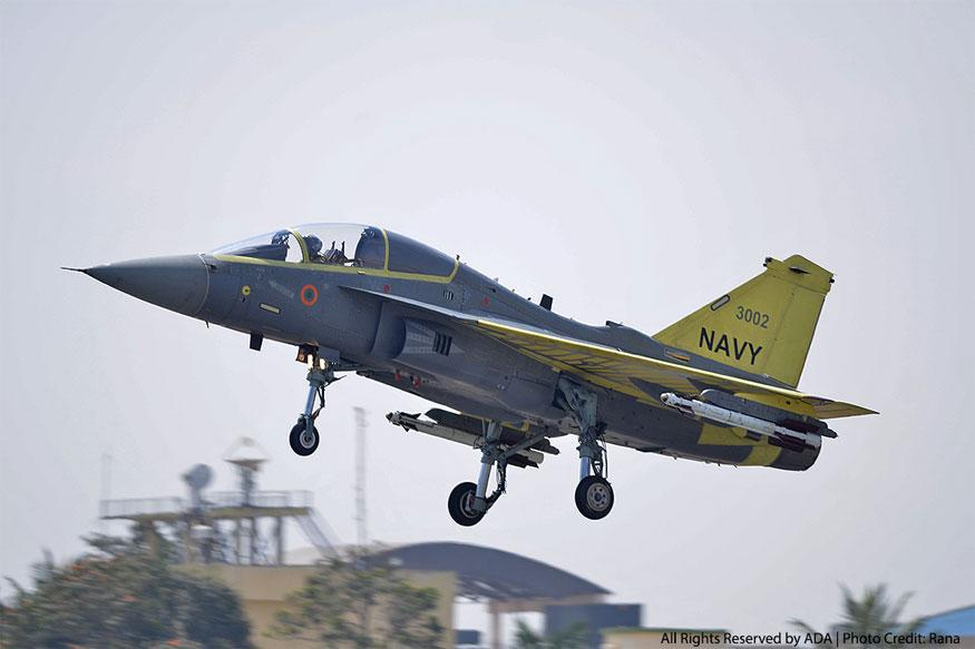 Light Combat Aircraft Tejas. (Picture courtesy: Official Website of Tejas)
