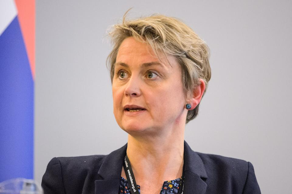 Yvette Cooper MP pictured at a Centre for European Reform fringe event on Brexit, during the Labour Party annual conference at the Arena and Convention Centre (ACC), in Liverpool. Picture date: Tuesday September 25th, 2018. Photo credit should read: Matt Crossick/ EMPICS Entertainment.