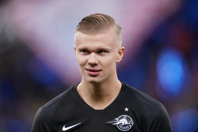 Erling Braut Haaland transfer saga might have been settled but he might not be at Dortmund for long if Manchester City have their way (John Walton/PA)