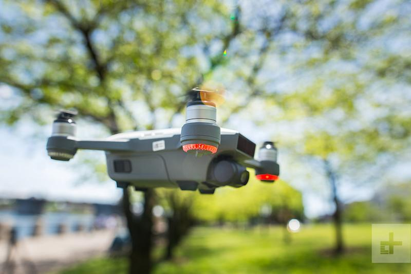 Lawmakers discussing proposal that would allow cops to take over drones
