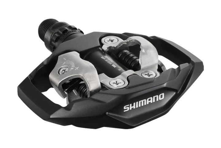 best mountain bike pedals shimano mg530 spd