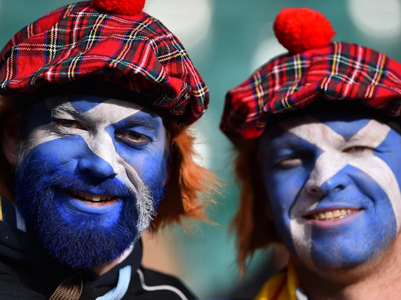 The rest of the UK is Scotland's largest trading partner – some 70 per cent of Scottish 'exports': Getty