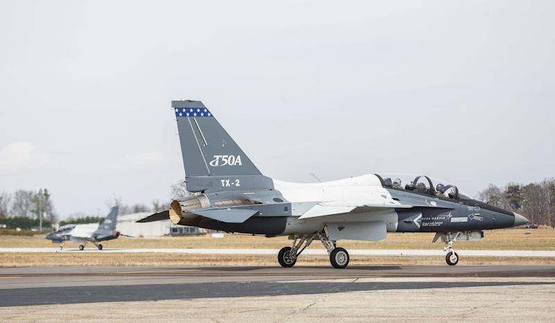 US Air Force considers leasing trainer jets that lost the T-X competition