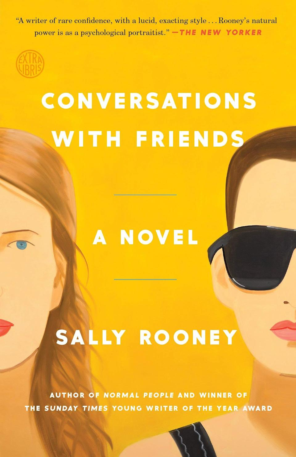 "Which one are they: a Bobbi or a Frances? <br><br><strong>Hogarth</strong> Conversations with Friends: A Novel by Sally Rooney, $, available at <a href=""https://www.amazon.com/Conversations-Friends-Novel-Sally-Rooney/dp/0451499069/ref=pd_sbs_14_2/132-7150530-6651729"" rel=""nofollow noopener"" target=""_blank"" data-ylk=""slk:Amazon"" class=""link rapid-noclick-resp"">Amazon</a>"