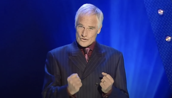 The Robert Kilroy-Silk show 'Shafted' was short-lived. (ITV)