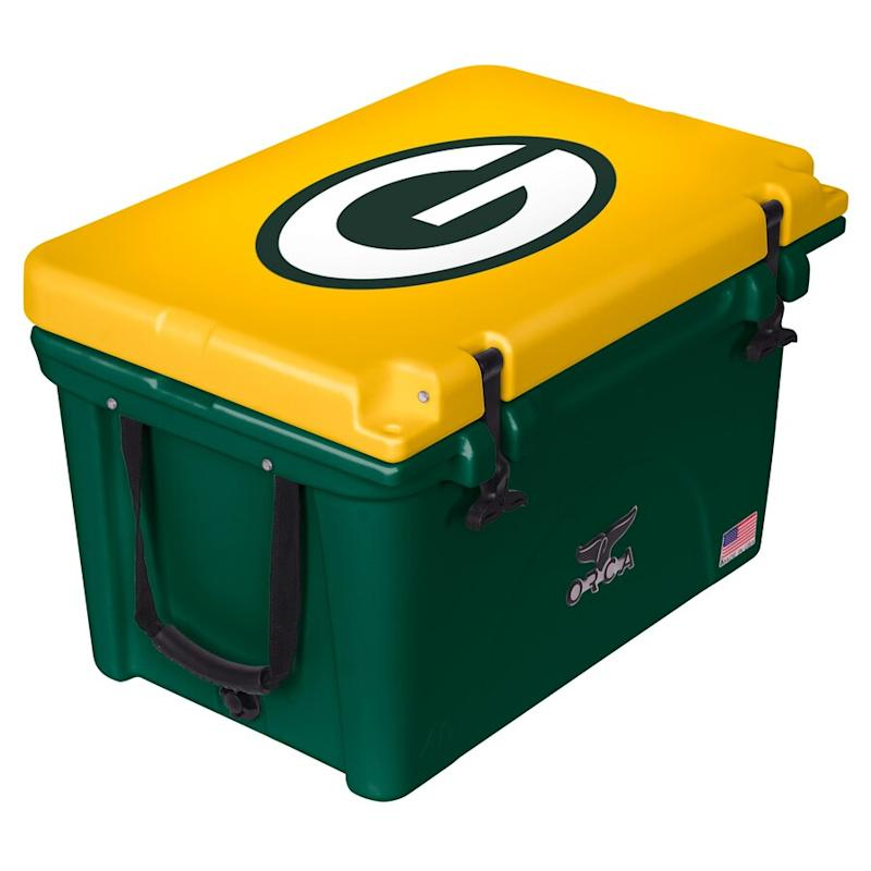 Packers 40-Quart Hard-Sided Cooler